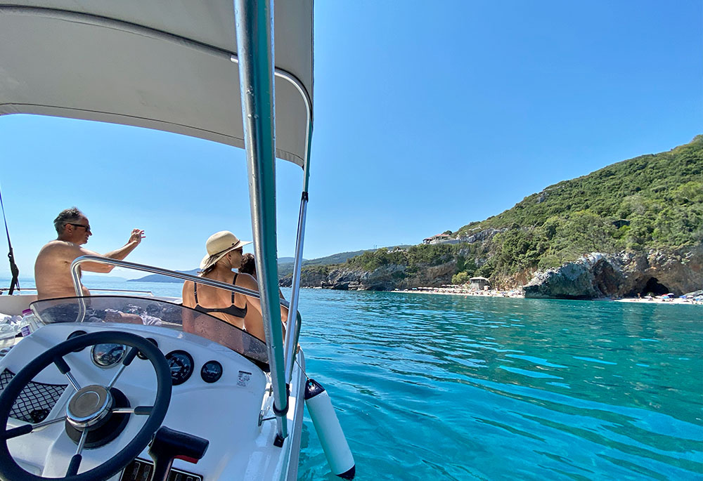 Boat Tours in Pelion - Agios Ioannis