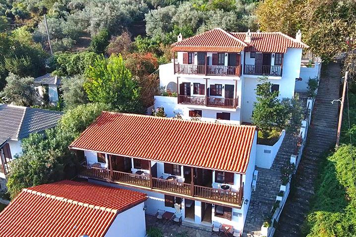 Kentrikon Hotel Agios Ioannis