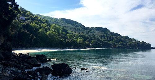 Best Beach in Pelion - Plaka